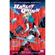 Harley Quinn Vol. 3 Red Meat (Rebirth)