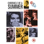 Chronicle of a Summer DVD