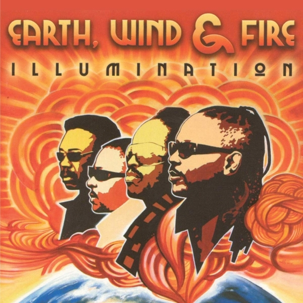 Earth, Wind & Fire ‎– Illumination Vinyl