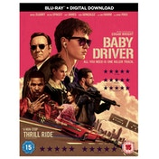 Baby Driver Blu-ray   Digital Download