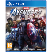 Marvel's Avengers PS4 Game (BETA Access and Bonus DLC)