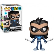 Ex-Display Robin as Nightwing (Teen Titans Go!) Funko Pop! Vinyl Figure Used - Like New