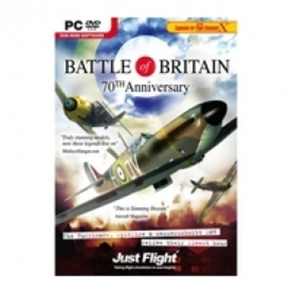 Battle Of Britain: 70th Anniversary (Flight Simulator X Add-On) Game PC