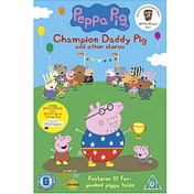 Peppa Pig Vol. 16 Champion Daddy Pig DVD