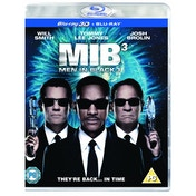 Men In Black 3 3D Blu-ray & UV Copy