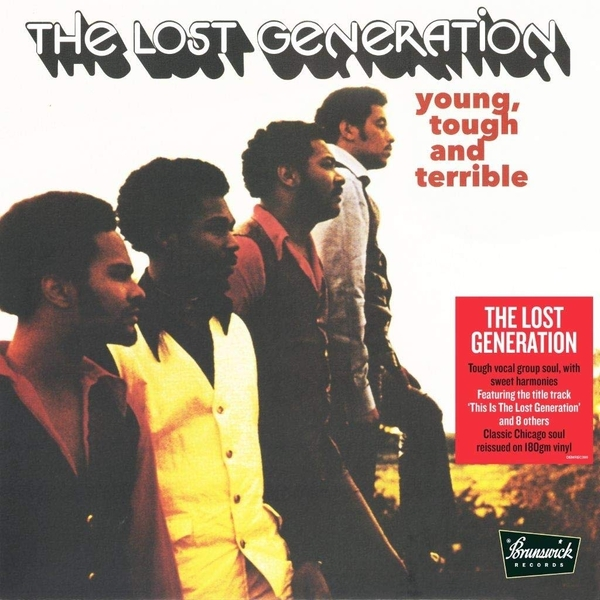 Lost Generation - Young. Tough & Terrible Vinyl