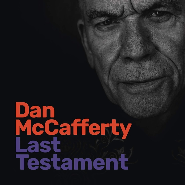 Dan Mccafferty - Last Testament Vinyl