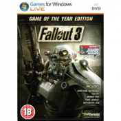 Fallout 3 Game Of The Year Edition (GOTY) Game PC