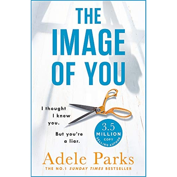 The Image of You I thought I knew you. But you're a LIAR. Paperback / softback 2018