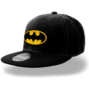 Batman - Logo Cap - Black (One Size)