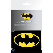 Batman Comics Logo Card Holder