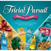 Trivial Pursuit Family Edition 2018 Board Game