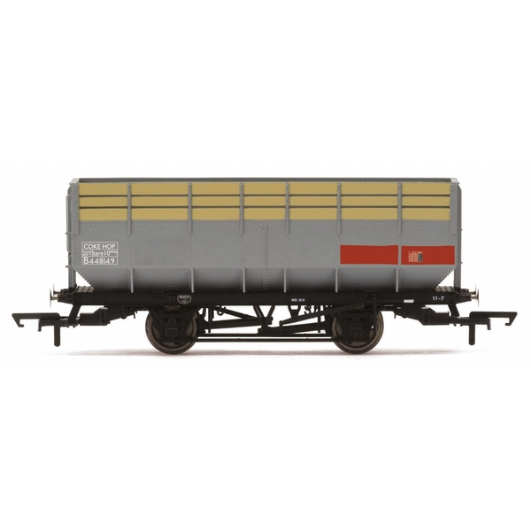 Hornby 20T Coke Wagon British Rail B448144 Era 6 Model Train