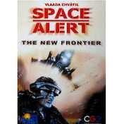Space Alert New Frontier Board Game