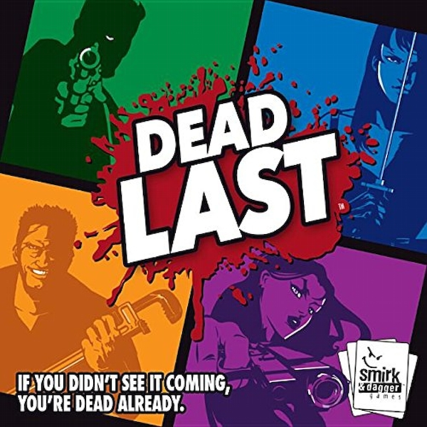 Dead Last Boxed Card Game