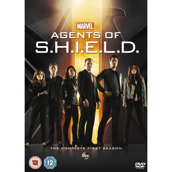 Marvel's Agents of S.H.I.E.L.D. - Season 1 DVD