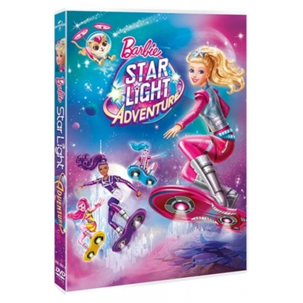 Barbie: Star Light Adventure with UltraViolet Copy DVD