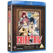 Fairy Tail Collection Two Episodes 25-48 Blu-ray