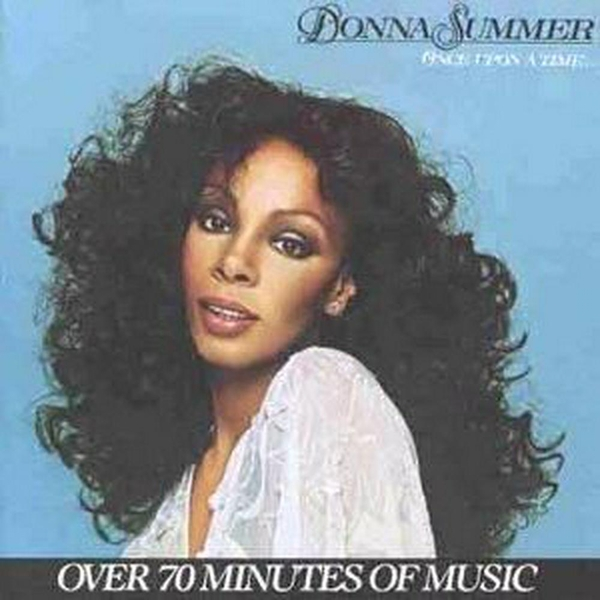 Donna Summer - Once Upon A Time CD