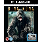 King Kong 4K UHD + Blu-ray + Digital Download