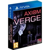 Ex-Display Axiom Verge Multiverse Edition PS Vita Game Used - Like New