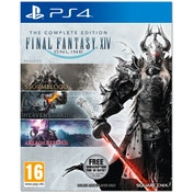Final Fantasy XIV The Complete Edition PS4 Game