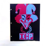 Insane Clown Posse - Joker Lined Notebook