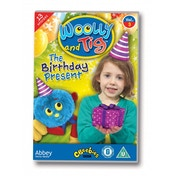 Woolly And Tig: The Birthday Present DVD