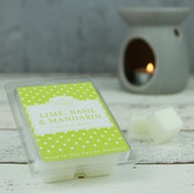 Lime, Basil & Mandarin (Polka Dot Collection) Wax Melt