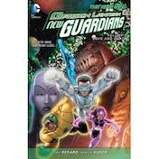 Green Lantern New Guardians Volume 3: Love & Death HC