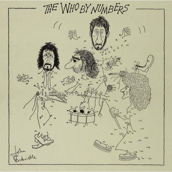 Who - By Numbers Vinyl