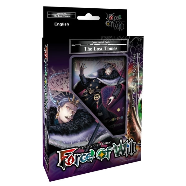 Force of Will TCG: Reiya Cluster 3 - The Lost Tomes Deck