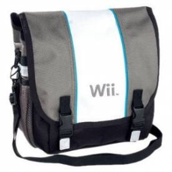 Officially Licensed Nintendo Messenger Bag Wii