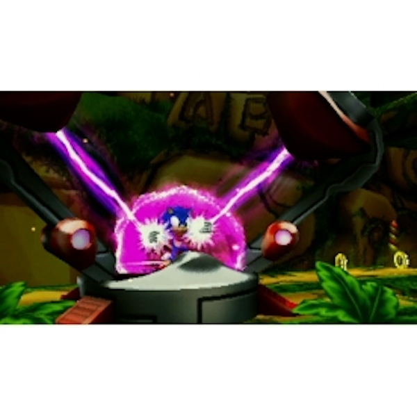 Sonic Boom Shattered Crystal 3DS Game - Image 3