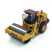 Huina 1/50 Diecast Road Roller Static Model