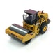 Huina 1/50 Diecast Road Roller Static Model - Image 2