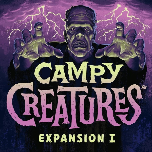 Campy Creatures 2nd Edition: Expansion I