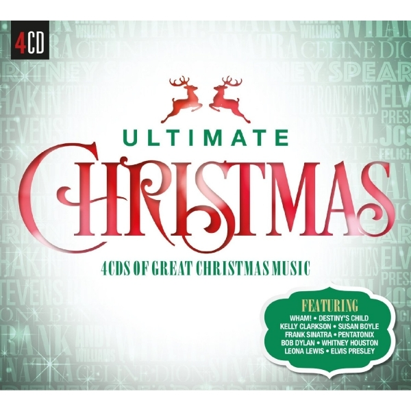 Various Artists - Ultimate Christmas CD