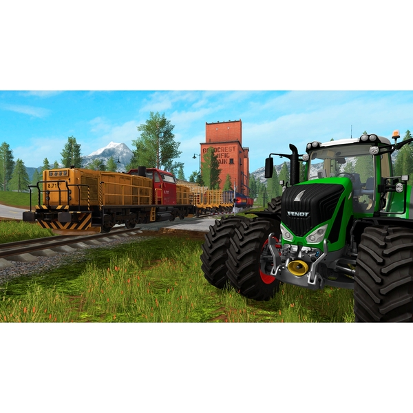 Farming Simulator Nintendo Switch Game - Image 5