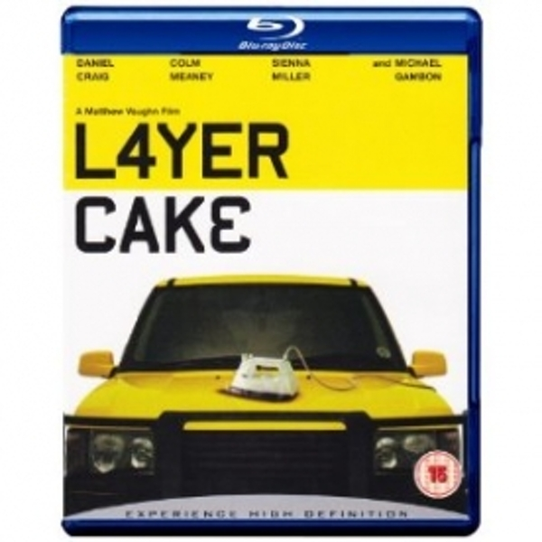 Layer Cake Blu-Ray - Image 1
