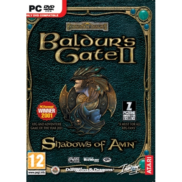 Image of Baldurs Gate 2 [PC]