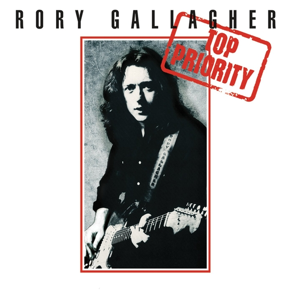 Rory Gallagher - Top Priority Vinyl