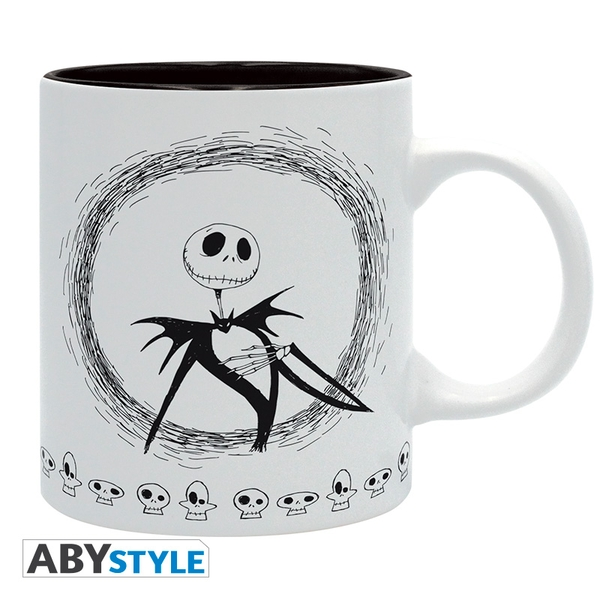 Disney - The Nightmare Before Christmas / Jack Skellington Mug