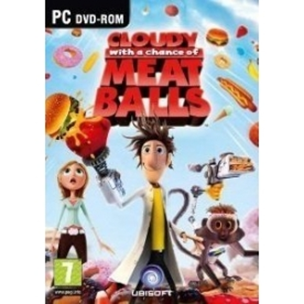 Cloudy With A Chance Of Meatballs Game PC