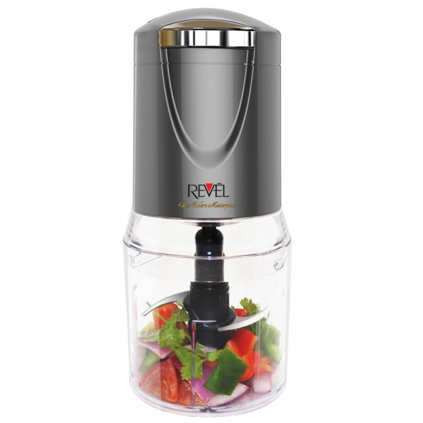 Revel FC601GY 400w Food Chopper Grey UK Plug