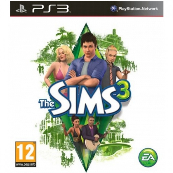 (Pre-Owned) The Sims 3 Game PS3