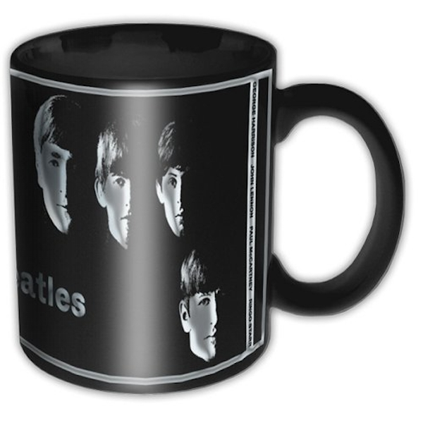 The Beatles - With The Beatles Boxed Standard Mug