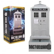 Ex-Display Doctor Who 50th Anniversary Tardis Bobble Head w/sound Used - Like New