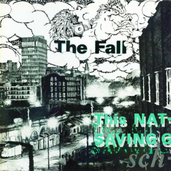 The Fall - This Nation's Saving Grace Expanded Edition 2 LP Vinyl