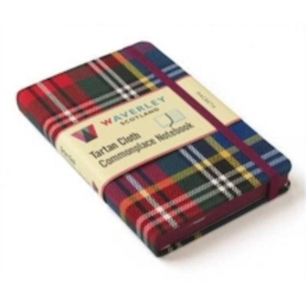 Macbeth: Waverley Genuine Tartan Cloth Commonplace Notebook by Waverley Books (Hardback, 2016)